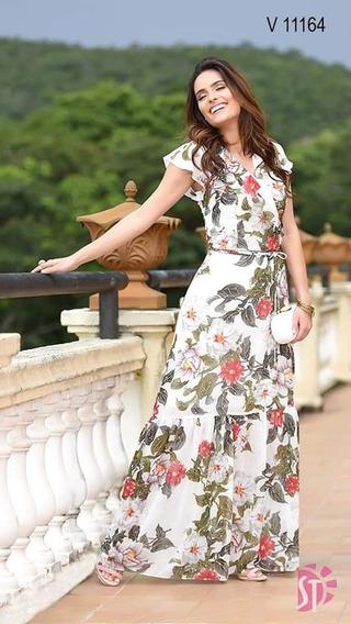 Vestido Moda Aline Barros
