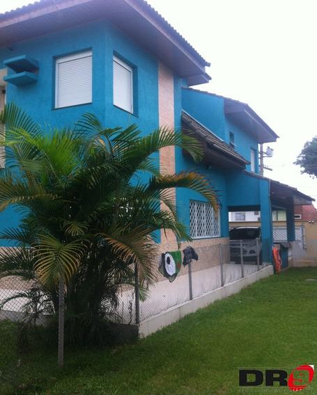 Excelente Sobrado Com 250 Mts² Com 3 Dormitórios Sendo 1 Suíte Com Closet, Lareira, 8 Vagas De Garagem Na Vila Alpina - Ca00347