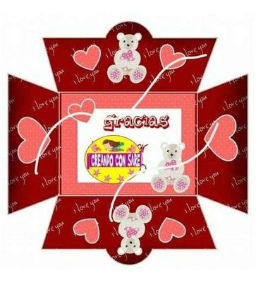 Kit Digital 14 De Febrero Amor Y Amistad