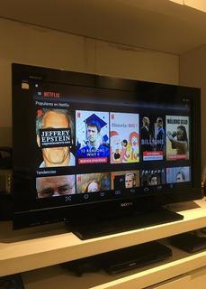 Tv Sony 32 Con Convertidor Smart