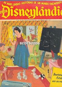 Disneylândia Nº 48 - Editora Abril - 1972