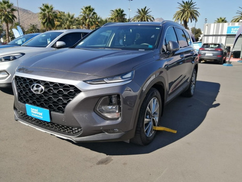 Hyundai Santa Fe Santa Fe Crdi 5p 4x4 2.2 At