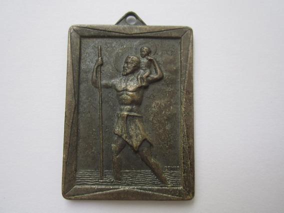 Medalhinha Religiosa Antiga