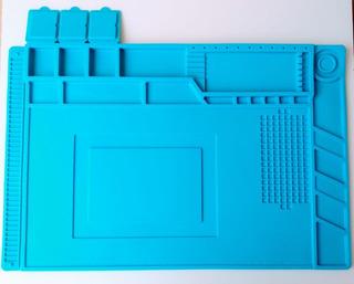 Manta Antiestática Azul 45x30cm
