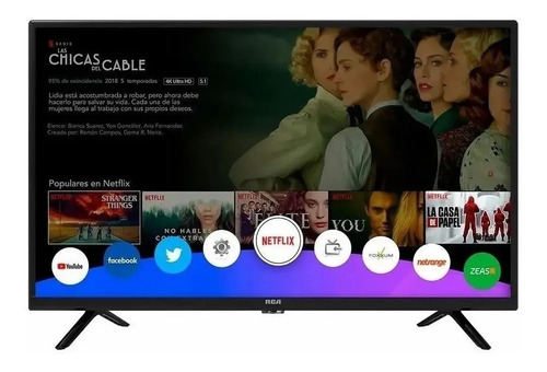 Smart Tv Rca 32 Xf32sm Hd Netflix Amazon Prime Youtube Wifi