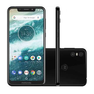 Motorola Smartphone Motorola One Xt1941-3 64gb Tela 5,9