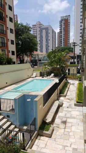 Apartamento Com 2 Dormitórios À Venda, 60 M² Por R$ 439.000,00 - Vila Mascote - São Paulo/sp - Ap16077