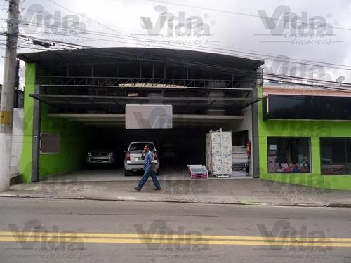 Imagem 1 de 9 de Sala Para Venda - 30593