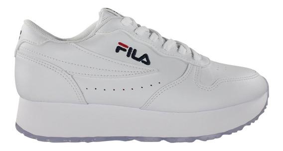 Tênis Feminino Fila Euro Jogger Wedge 51u376x | Lojas Radan