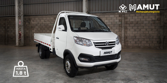 Kyc Mamut X3 Cabina Simple Duales Lanzamiento Lifan