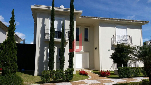 Imagem 1 de 30 de Magnifica Casa Condomínio Boulevard Victoria - 6828