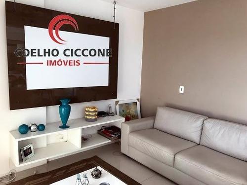 Imagem 1 de 15 de Apartamento Em Casa Branca - Santo Andre - V-3367
