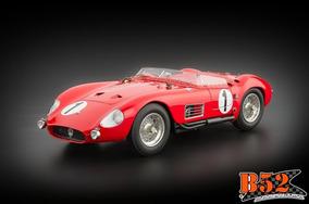 Cmc - Maserati 300s #1, Le Mans 1958: M-108