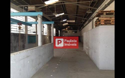 Galpão À Venda, 580 M² Por R$ 1.300.000,00 - Interlagos - São Paulo/sp - Ga0542