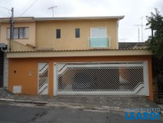 Casa Assobradada - Jardim Maria Estela - Sp - 418424