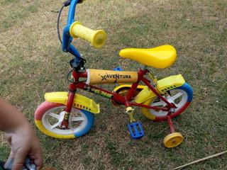 Bicicleta Infantil R.12