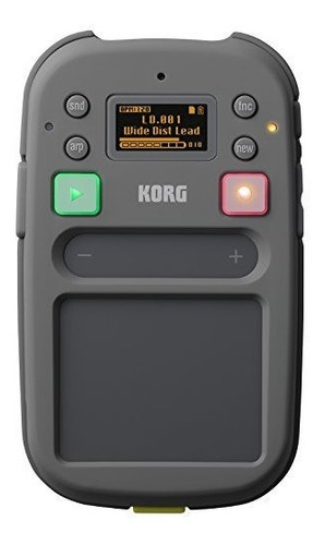 Imagen 1 de 6 de Controlador De Dj Korg Kaossilator 2s Con Ableton Export.