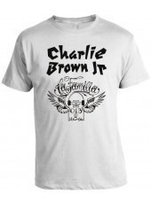Camisa Charlie Brown Jr. La Familia 013