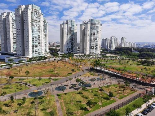 Imagem 1 de 20 de Vista Para A Praça - Impecável - 157 M² - Ap5344