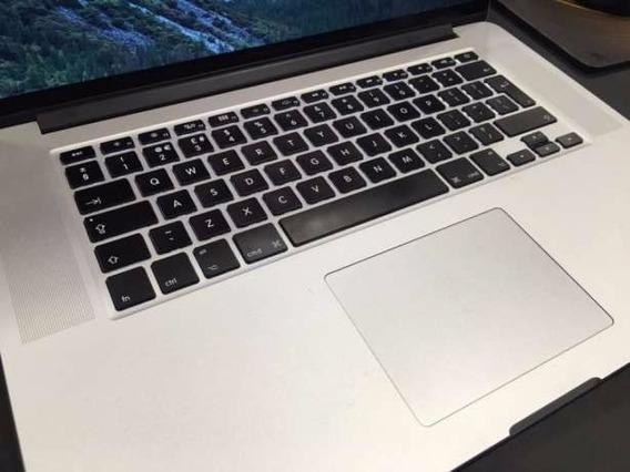 Macbook Pro 15 16gb Ddr, I7, 500gb Ssd,2gb Vga - Peça Única