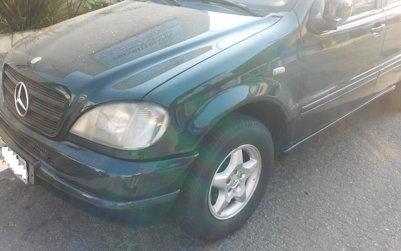Mercedes Ml 320 Cdi Blindada 4x4 Perfeita