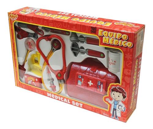 Imagen 1 de 3 de Equipo Medico Mi Alegria Mod: 26, Color Rojo