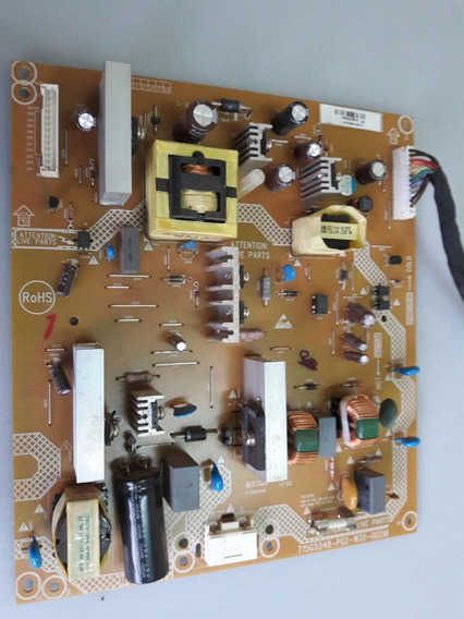 Placa Da Fonte Tv Philips 42pfl3507d/78
