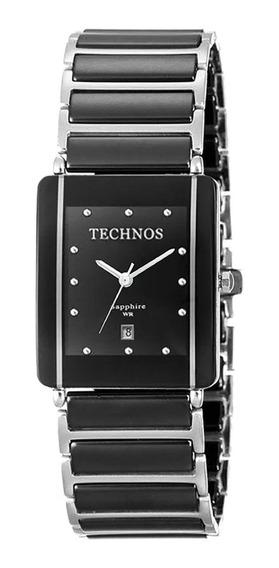 Relógio Technos Feminino Elegance Ceramic Safira 1n12acpai/1