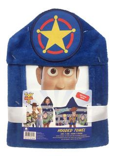 Toalla Niño Niña Toy Story 4 Capucha Bata