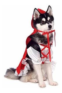 Disfraz De Perro De Carey Rojo De Rubie