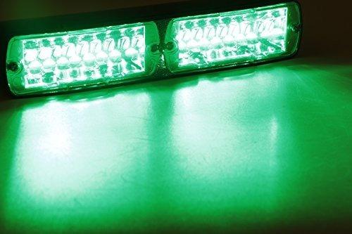 Imagen 1 de 7 de Jackey Luz Estroboscopica Para Coche 16 Ledes 18 Modos Inter
