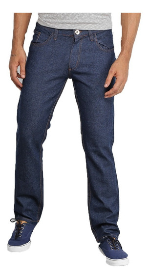 Calça Jeans Barato Reforçada Básica Para Trabalho Promoção