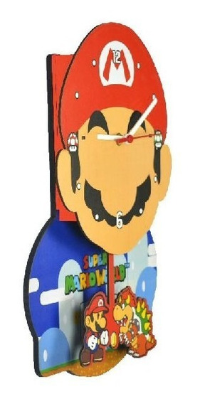 Relogio Pendulo Mario