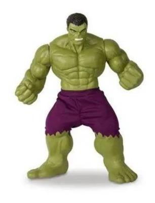 Imagem 1 de 3 de Boneco Hulk Verde 45cm Gigante+brinde- 516-mimo-original