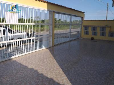 Sobrado Com 2 Dormitórios À Venda - Balneário Japura - Praia Grande/sp - So0173
