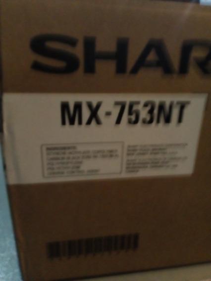 Vartucho De Toner Sharp Mx753