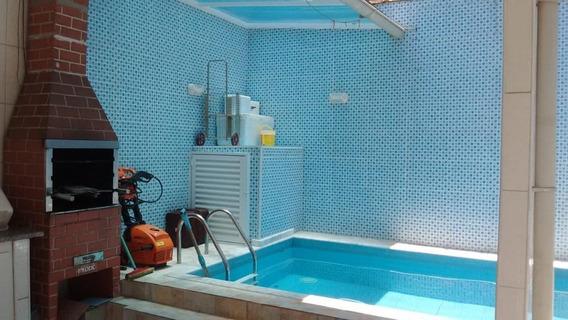 Casa Em Vila Valença, São Vicente/sp De 205m² 3 Quartos À Venda Por R$ 850.000,00 - Ca327240
