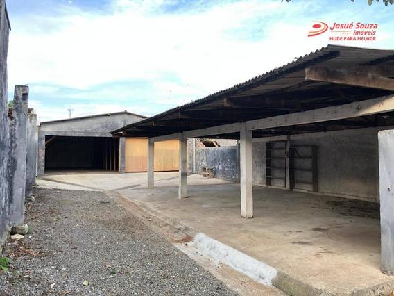 Barracão Para Alugar, 240 M² Por R$ 1.500/mês - Bairro Alto - Curitiba/pr - Ba0020