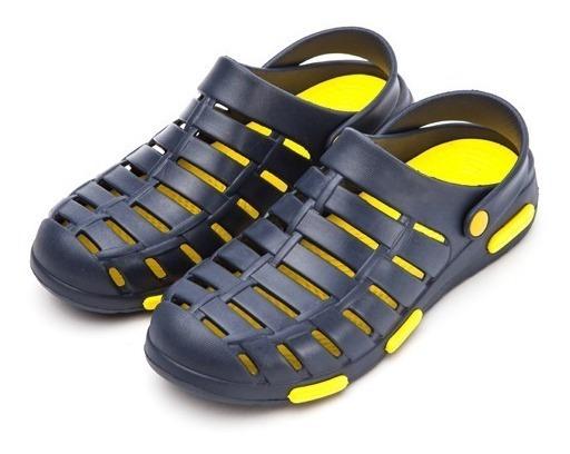 Sandalias Para Hombre Resistente Al Agua Elega Sport Sv-022