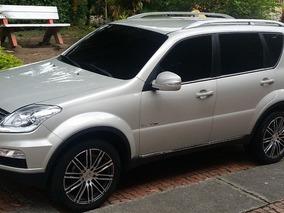 Rexton Rx270tdi Mod 2015 Como Nueva Recivo Carro Menr Valor