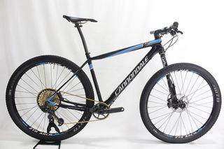 Bicicleta Aro 29 Xx1 Eagle Gold Cannondale Lefty F-si 2 12v
