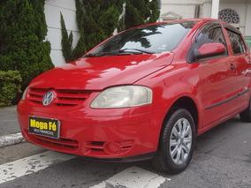 Volkswagen Fox 1.0 City Total Flex 5p 2005 Completo (-ar)
