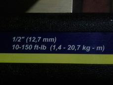 Torquimetro 1/2 10-150 Nuevo
