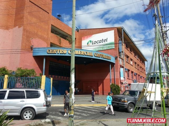 Oficinas En Venta Castillejo Guatire 21-1061