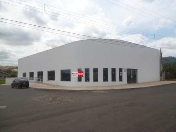 Salão Para Alugar, 600 M² Por R$ 3.000,00/mês - Morada Dos Pássaros Ii - São Pedro/sp - Sl0566