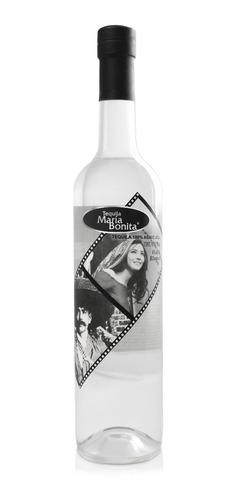 Imagen 1 de 1 de Mi Maria Bonita Tequila Blanco 100% Agave 40% Alc Vol 750ml