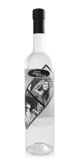 Mi Maria Bonita Tequila Blanco 100% Agave 40% Alc Vol 750ml