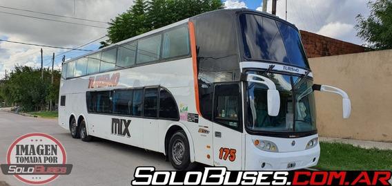 Omnibus Bus Sudamericana 60 Mix - Cnrt 2012 - Scania K380