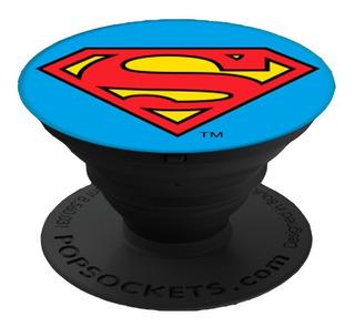 Popsockets Accesorio Celular Original Superman