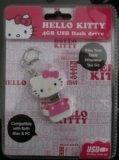 Hello Kitty 4 Gb De Memoria Flash Usb (46109-hk)